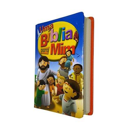 Uma Bíblia Para Mim - Andy Holmes Infantil CPAD