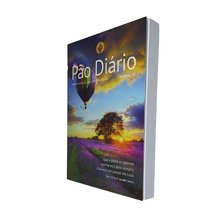 Devocional Pão Diário Volume 25 - Paisagem - Pão Diário 2022