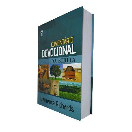 Comentário Devocional Da Bíblia - Lawrence Richards - CPAD