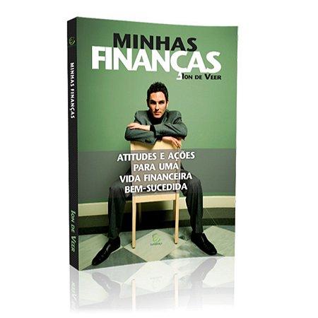 Livro Minhas Finanças - Ion de Veer -  Editora Esperança