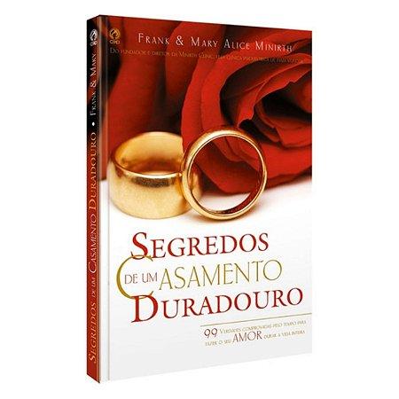 Livro Segredos de um Casamento Duradouro - Frank e Mary M.