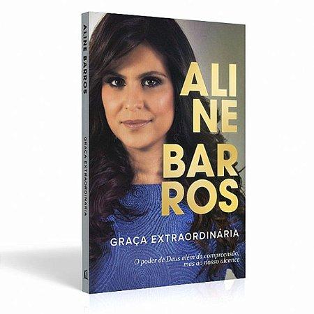 Livro Aline Barros - Graça Extraordinaria Pocket
