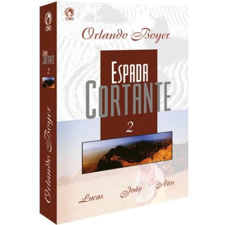 Livro Espada Cortante II - Orlando Boyer - Cpad