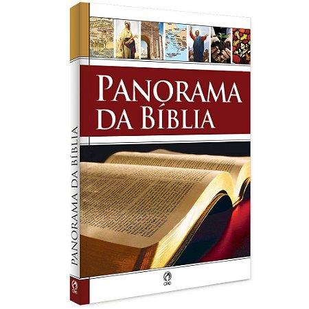 Livro Panorama Da Bíblia - Cpad