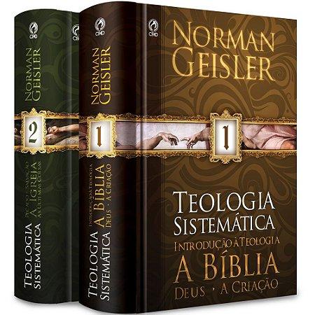 Teologia Sistemática de Norman Geisler - Cpad