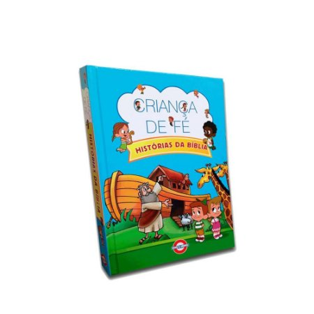 Bíblia Ilustrada Criança de Fé - Kings Cross