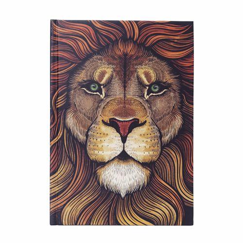 Bíblia Sagrada Leão Colorido NAA - JesusCopy