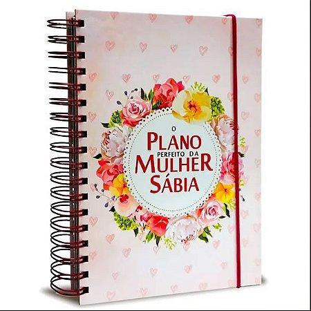 O Plano Perfeito da Mulher Sábia - Arco de Rosas (Planner)