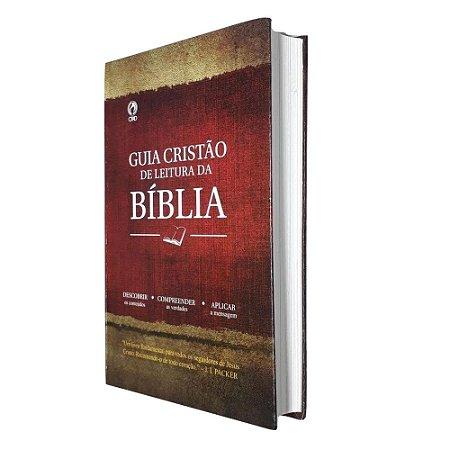 Livro Guia Cristão de Leitura da Bíblia - Capa Dura - CPAD