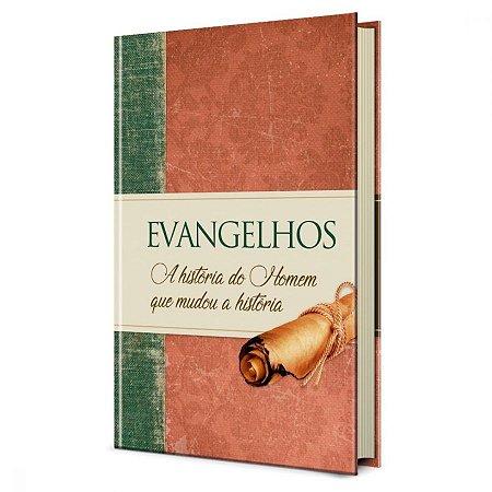 Livro Evangelhos  A história do Homem que Mudou a História - Pão Diário