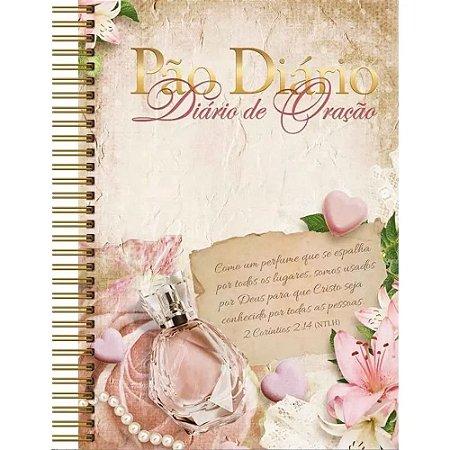 Meu Diario De Oracao - Perfume - Pão Diário