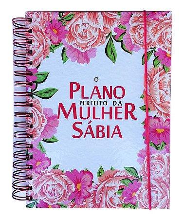O Plano Perfeito da Mulher Sábia - Mod 1 flores salmon
