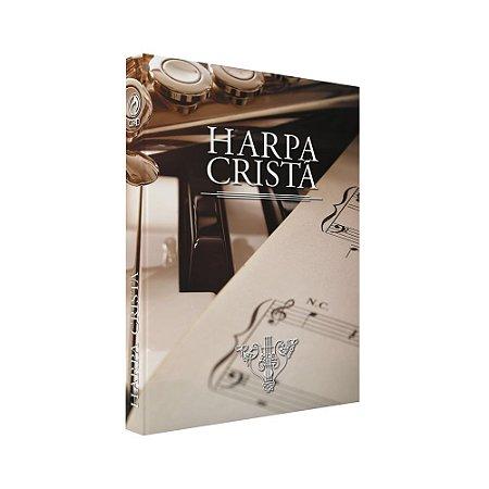 Harpa Cristã Popular 16x12 Teclado Letra Grande - Cpad