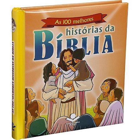 As 100 Melhores Histórias Da Bíblia - Sbb