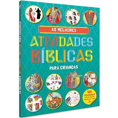 As Melhores Atividades Bíblicas Para Crianças - CPAD