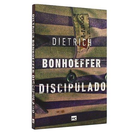 Livro Discipulado - Dietrich Bonhoeffer - Mundo Cristão