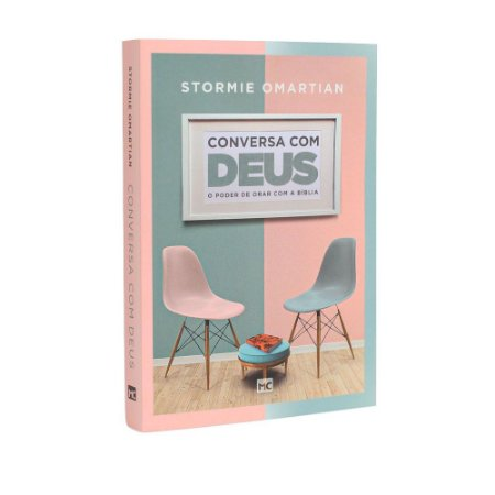 Livro Conversa Com Deus - Stormie Omartian - Mundo Cristão