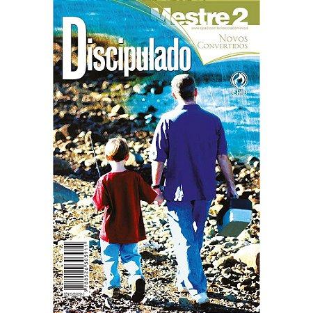 Revista Discipulado Mestre Classe Novos Convertidos (02) Cpad