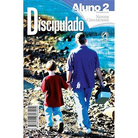 Revista Discipulado Aluno Classe Novos Convertidos (02) Cpad