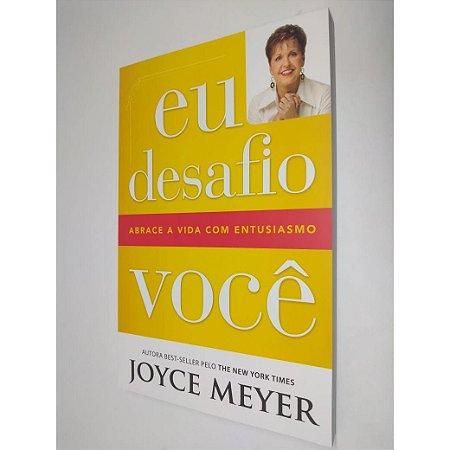 Livro Eu Desafio Você - Joyce Meyer - Bello Publicações
