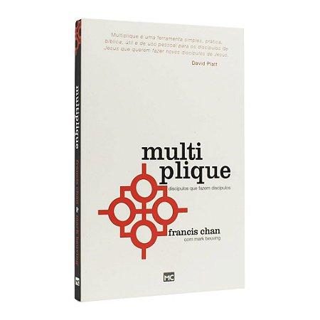 Livro Multiplique Discípulos que Fazem Discípulos