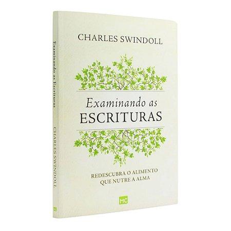 Livro Examinando As Escrituras O Alimento que Nutre a Alma