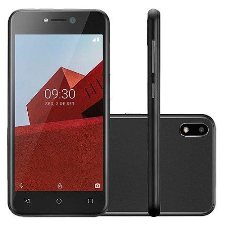 SMARTPHONE MULTILASER E 3G 32GB 5.0P ANDROID 8.1 5MP PRETO