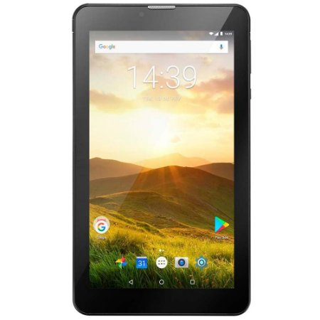 "TABLET MULTILASER M7 4G PLUS 8GB DUAL CHIP 2MP +1.3MP 7"" PRETO"