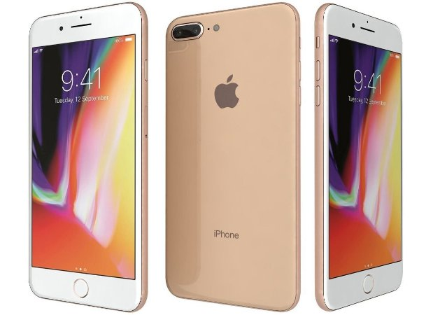"IPHONE 8 PLUS 64GB 12MP 5.5"" RETINA HD DOURADO"