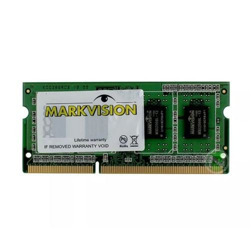 MEMORIA MARKVISION PARA NOTEBOOK 4GB DDR4 2400MHz