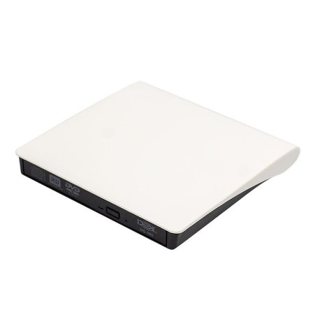 GRAVADOR DVD DEX EXTERNO USB 3.0 DG-300 PRETO