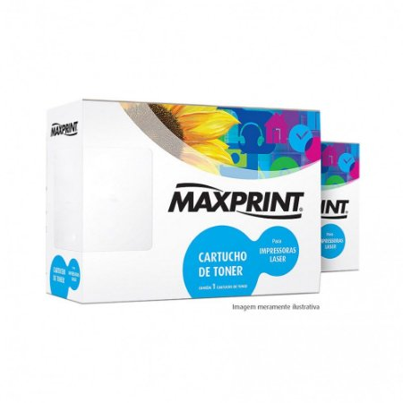 TONER MAXPRINT COMPATIVEL HP 26A 5614462 PRETO