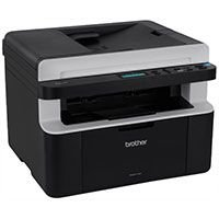 IMPRESSORA MULTIFUNCIONAL BROTHER DCP-1617NW LASER MONO USB WIRELESS E  REDE 20PPM