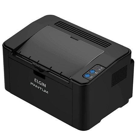 IMPRESSORA ELGIN PANTUM P2500W WIFI 23PPM USB WIFI MOBILE