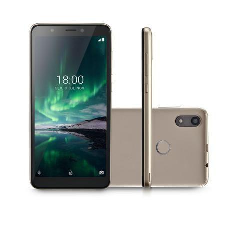 SMARTPHONE MULTILASER F PRO ANDROID 16GB 4G 5MP 5.5P DOURADO