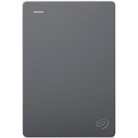 HD EXTERNO SEAGATE 4TB USB 3.0 STJL4000400 CINZA