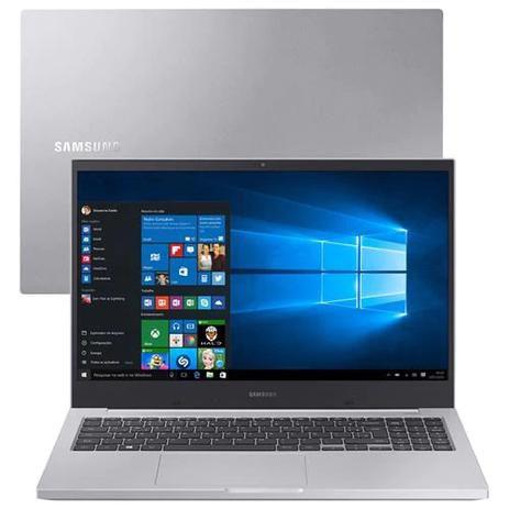 NOTEBOOK SAMSUNG NP550 X30 15.6POL I5-10210U 8GB RAM 1TB HD NP550XCJ-KF1BR W10
