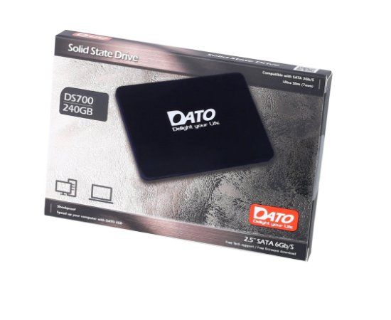 DISCO INTERNO SSD MAXPRINT DATO 240GB DS700SSD-240GB 2.5 SATA 500MBPS