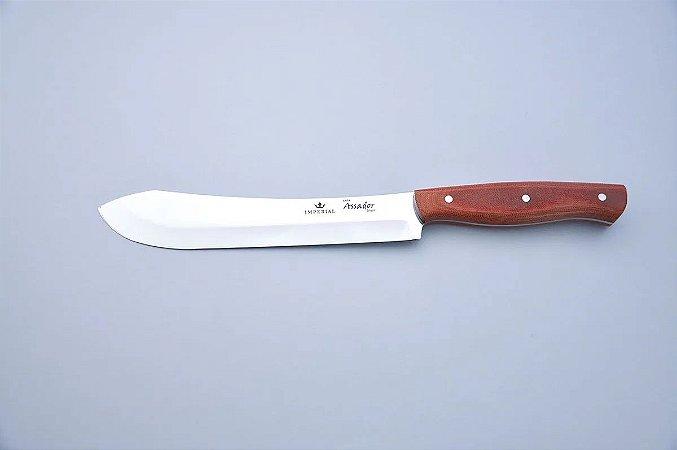 Faca Assador Butcher 200 Cabo Micarta - Imperial Cutelaria