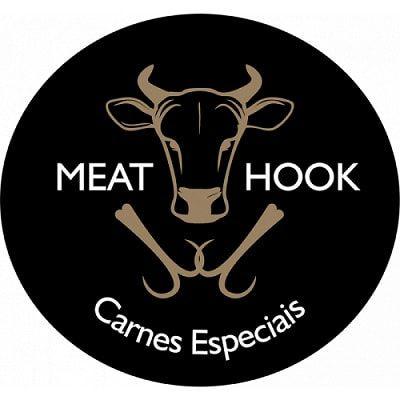 Camiseta Meathook Preta com Logo