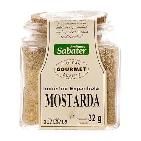 Mostarda em Pó Sabater - 32 grs