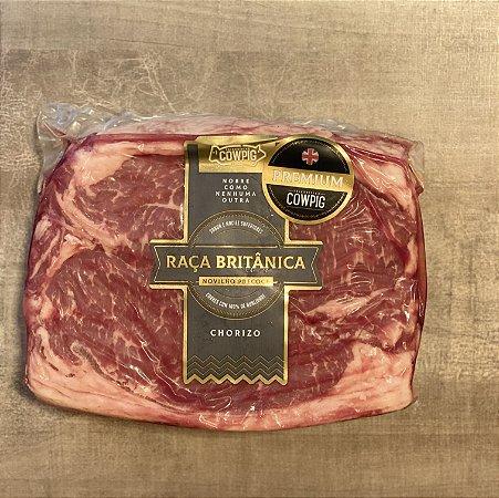 Steak de Chorizo Linha Premium - Cowpig