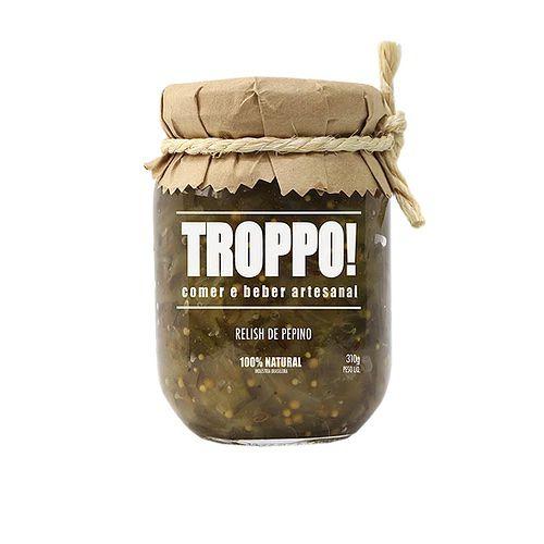 Relish de Pepino - Troppo