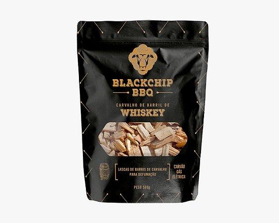 Wood Chips Lascas de Barril de Carvalho - BlackChip