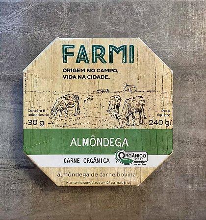 PROMOÇÃO - Almondegas (8 unidades) - FARMI