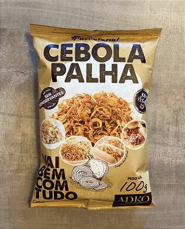Cebola Palha - Pacote 100grs