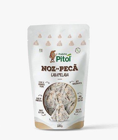 Noz-Pecã Caramelada 100 gr - 5 un