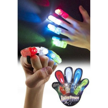 LASER FINGER COLORS