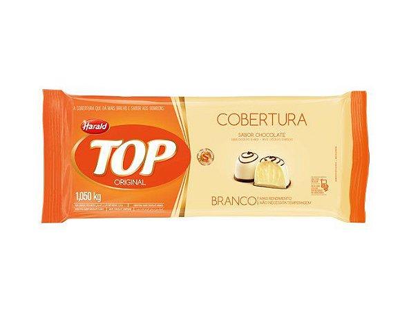 CHOCOLATE TOP BRANCO BARRA 1,050 KG