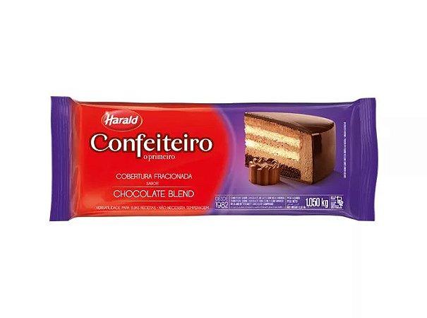 COBERTURA CONFEITEIRO BLEND BARRA 1,050 KG